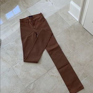 Rusty brown James Jeans